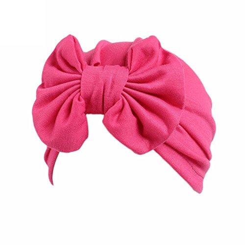 Luoluoluo baby muts kinderen baby meisje boho hoed beanie sjaal turban hoofd wikkelpet