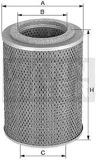 MANN H710 - Filtro de Óleo do Motor - Mann Filter