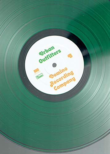 Urban Outfitters #1 - Green Translucent Vinyl LP Record