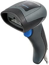 Datalogic Scanning QD2131-BKK1S QuickScan I QD2131 Handheld Barcode Scanner, 1D Linear Imager, Cable/Stand Kit, USB, Black
