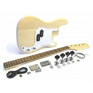 "E-Bass Bausatz/Guitar DIY Kit""ML-Factory"" Style II"