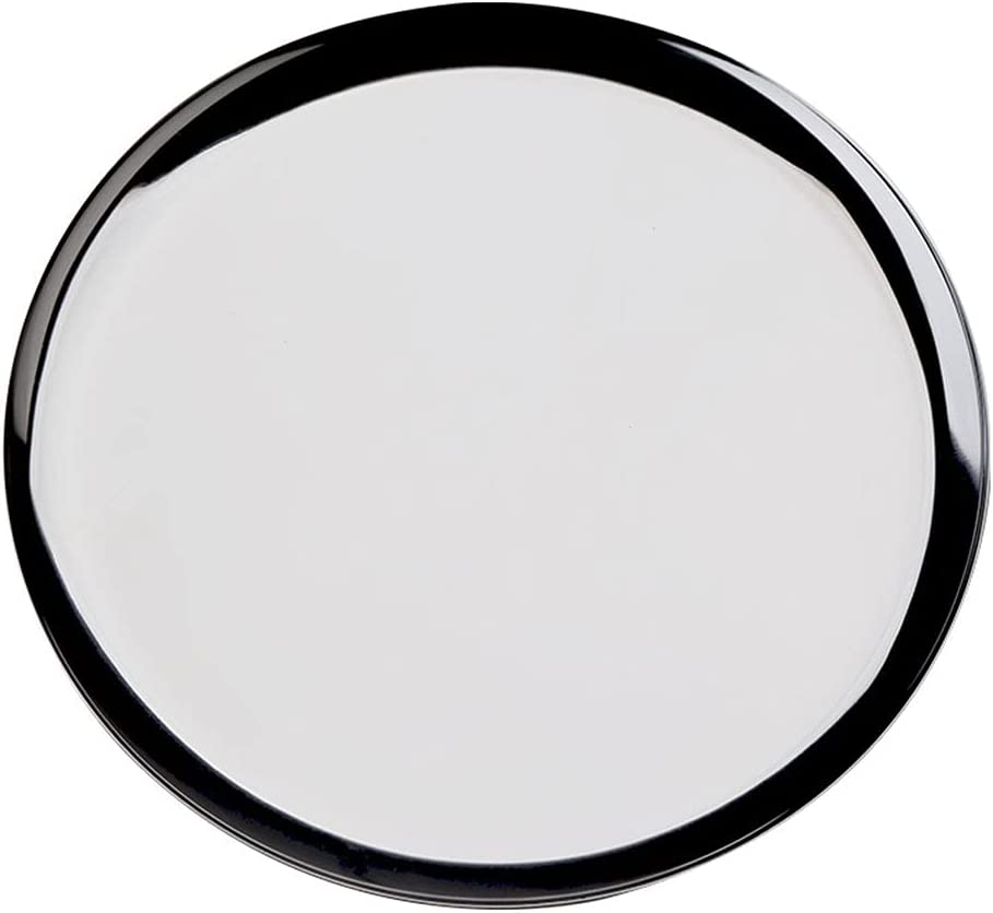 CROWNXZQ Round Trays Store in Stainless Plate Serving Vanity Max 77% OFF Ca Steel