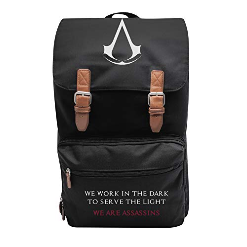 ABYstyle - Assassin's Creed - XXL-Rucksack Credo