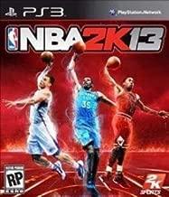 NBA 2K13 PS3 2K 13 2013 Basketball Game English, French, German, Italian, Japanese, Spanish, Traditional Chinese Language [Region Free Asia Pacific Edition]