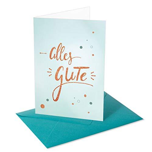 Chica Chica/Grußkarte/Glückwunschkarte Allgemein/Alles Gute