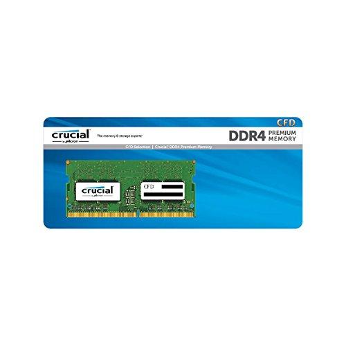 『CFD販売 ノートPC用メモリ PC4-19200(DDR4-2400) 8GB×1枚 / 260pin / 無期限保証 / Crucial by Micron / D4N2400CM-8G』のトップ画像