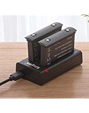 Taorcien Batería Adaptador para Insta360 One X2