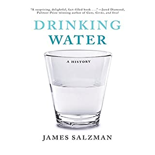 Drinking Water audiobook cover art