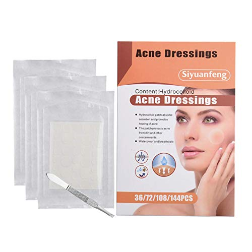 CCbeauty Acne Pimple Master Patch Absorbing Hydrocolloid Patches set Acne...