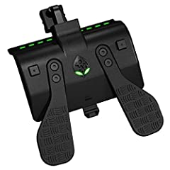 Adds paddles to the standard Xbox One Controller On the fly paddle mapping Tournament mode with button re-mapper Built-in Controller mod mode