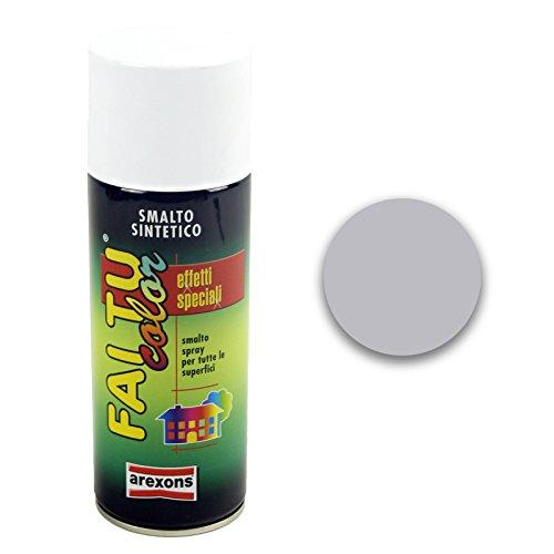 Arexons RXS068 Smalto Spray Effetto Metallizzato, argento