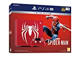 Sony Marvel's Spider-Man - Limited Edition PS4 Pro 1TB Bundle Rojo 1000 GB Wifi - Videoconsolas (PlayStation 4 Pro, Rojo, 8196 MB, GDDR5, GDDR5, AMD Jaguar)
