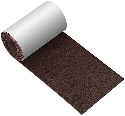 Best Leather Repair Tape 3X60 inch Patch Leather Adhesive for Sofas, Car Seats, Handbags, Jackets,First A