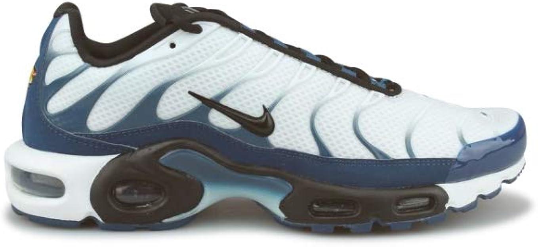 Nike WMNS Air Max Plus TN Blanc - 38 1/2 : Amazon.fr: Chaussures ...