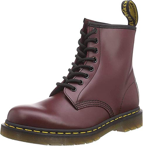 supporre spettacolo allodola  Dr. Martens Low-Boots 1460 Cherry Red Smooth 42 Men - Buy Online in  Bermuda. | dr. martens Products in Bermuda - See Prices, Reviews and Free  Delivery over BD$70 | Desertcart