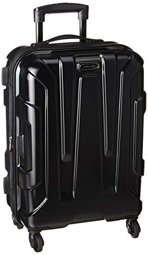 Samsonite Centric Hardside Luggage, Black, Carry-On