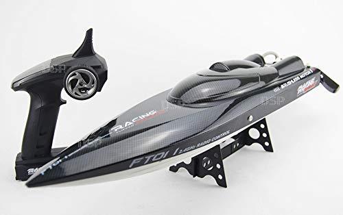 FM- Electrics FM011 Racingboat, Speed Boot mit Power Brushlessmotor UNE 2,4GHz Fernsteuerung, 55kmh Schnell