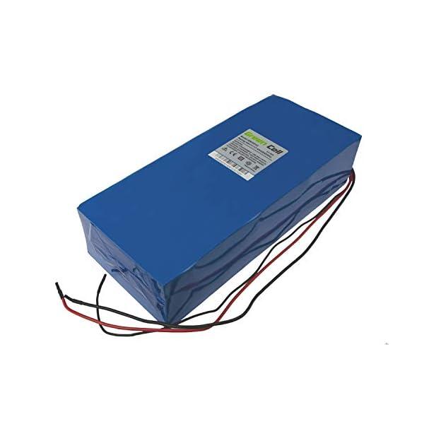 41BzNO2aopL. SS600  - Green Cell E-Bike Akku 48V Batterie für Elektrofahrrad Fahrrad Batterie