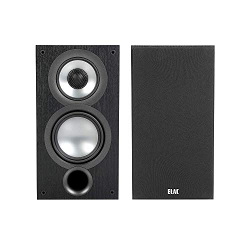 ELAC Uni-Fi 2.0 UB52 Bookshelf Home Stereo Speakers