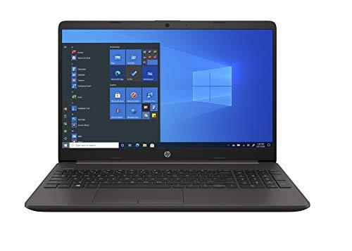 "HP 255 G8- Ordenador Portátil de 15.6"" FullHD (AMD Ryzen 5-3500, 8 GB RAM, 256 G8 SSD, Windows 10 Home) negro - Teclado QWERTY Español"
