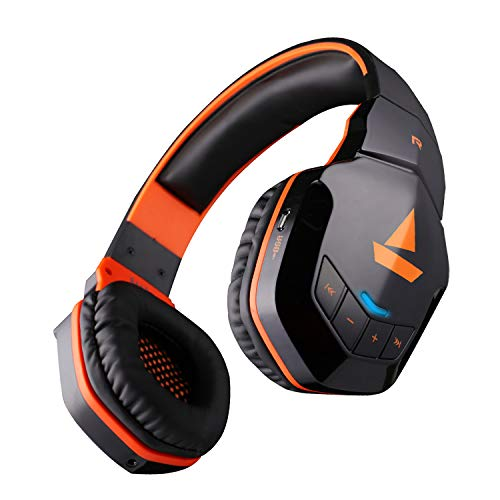 Boat Rockerz 510 Bluetooth Headphone with Thumping Bass, Up to 10H Playtime, Dual Connectivity...