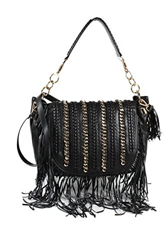 la carrie bag Bolso mujer shopper 112MTL400SYN negro