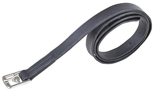 HKM Shetty-Steigbügelriemen 80 cm, schwarz