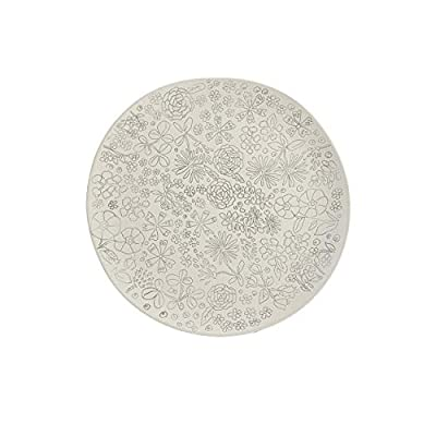 Dorotea Hand Painted Dinner Plate