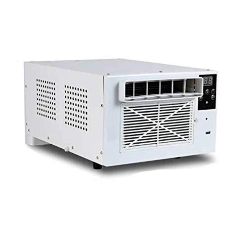 220V Mobile Klimaanlage, geringes Rauschen und Energieeinsparung, manuelle Fernbedienung Fensterklimageräte eignen sich für mobile Klimaanlagen in Wohnungen, Büros usw,220V