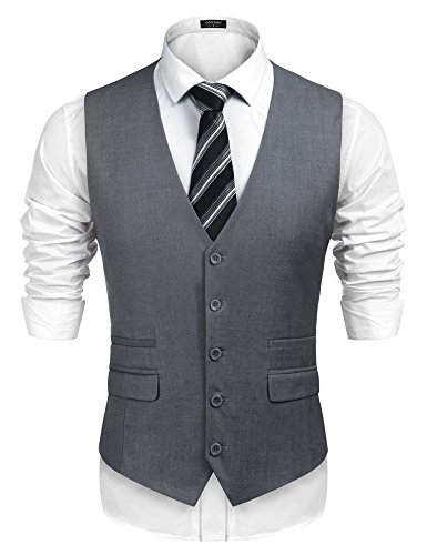 Is a Grey Suit Business Formal?