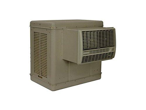 Champion Cooler Rwc35 2-Speed Window Evaporative Cooler, 3300 Cfm
