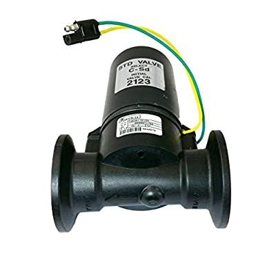 """Raven Precision 1"""" Flanged Poly Control Valve (063-0172-125) from Raven Precision"""