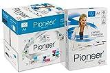 PIONEER - Papel premium para impresora 500 folios 90 g/m2