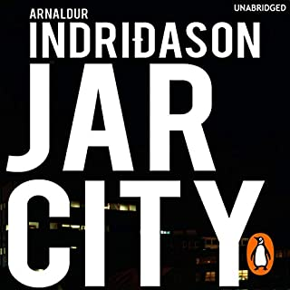 Jar City                   Written by:                                                                                                                                 Arnaldur Indridason                               Narrated by:                                                                                                                                 Saul Reichlin                      Length: 7 hrs and 57 mins     1 rating     Overall 4.0