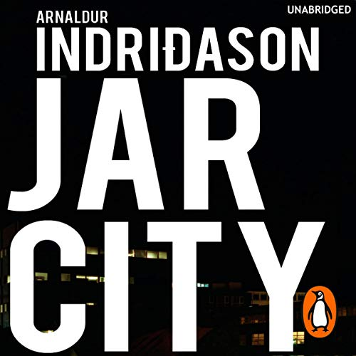 Couverture de Jar City