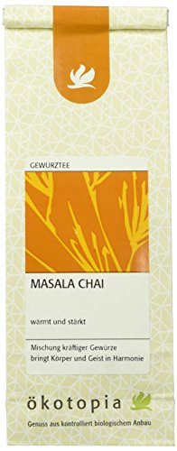 Ökotopia Gewürztee Masala Chai, 5er Pack (5 x 100 g)