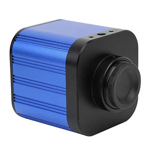 Bewinner 4k USB HDMI Industrial Digital Microscope, Digital Electric Microscope Camera, Dual HDMI/USB Output, Multilanguage Microscope for Sony IMX CMOS 1/2.3 4K Sensor(US)