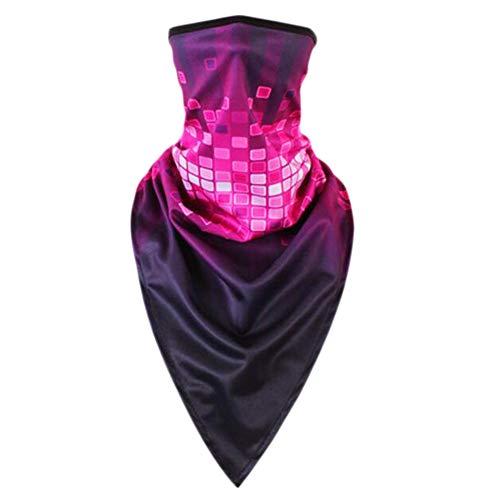 Écran solaire bandanas foulard masque masque extérieur serre-tête serre-tête serre-tête-A20