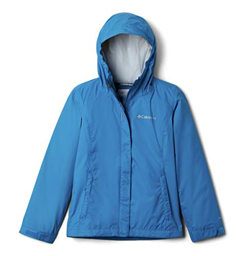 Columbia Girls' Arcadia Jacket, Waterproof & Breathable