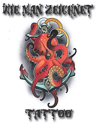 Wie Man Zeichnet Tattoo: Wie man Tattoo-Stil zeichnet, Skizzen von Tattoo-Designs