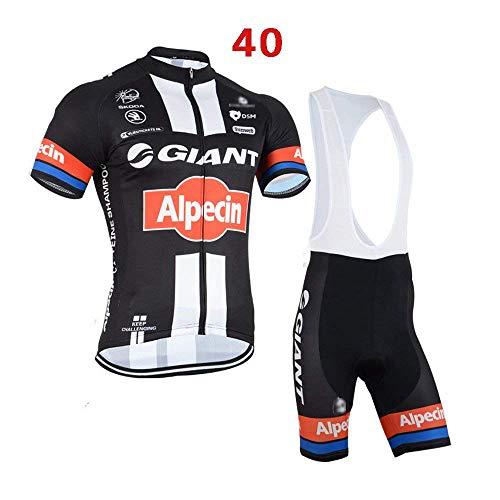logas Männer Fahrrad-Club Cycling Team Bekleidung Jersey Shirts Kurze Hosen Set Sportbekleidung …