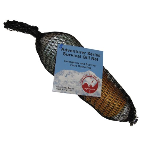 Best Glide ASE Adventurer Survival Gill Net