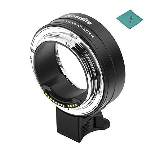 Commlite cm EF EOS R Autofokus Objektiv adaptera mit is-Funktion Blendensteuerung für Canon EF/EF-S-Objektiv für Canon EOS R R -Mount Vollformat Kamera
