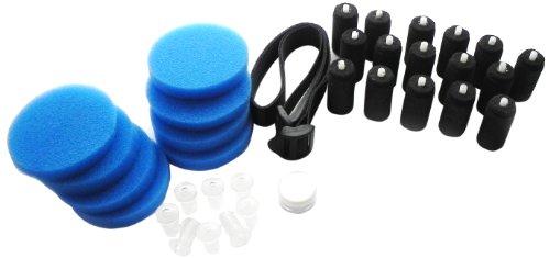 Lifesaver Systems Kit d'accessoires pour Gourde Lifesaver Blanc cassé Taille M