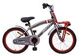 AMIGO 2Cool - Bicicleta Infantil (46 cm), Color Gris