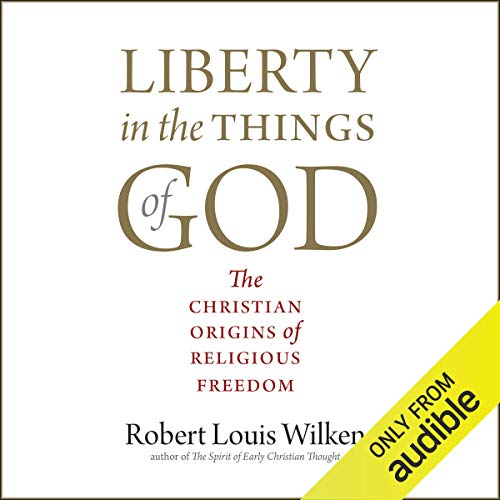 Liberty in the Things of God cover art
