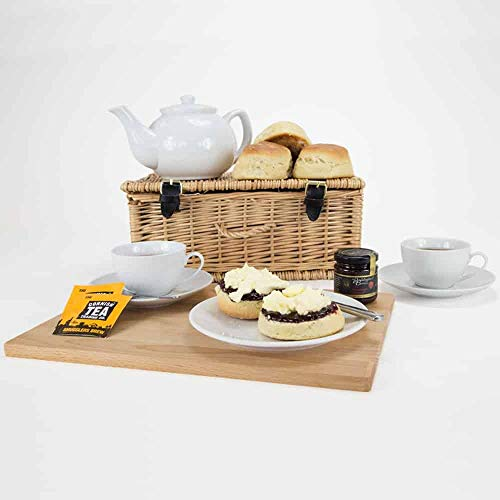 Traditional Cornish Cream Tea Hamper