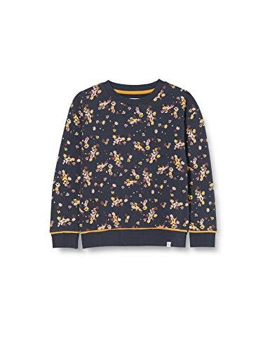 Noppies Mädchen G Sweater ls Avontuur Sweatshirt, Blue Nights-P609, 86
