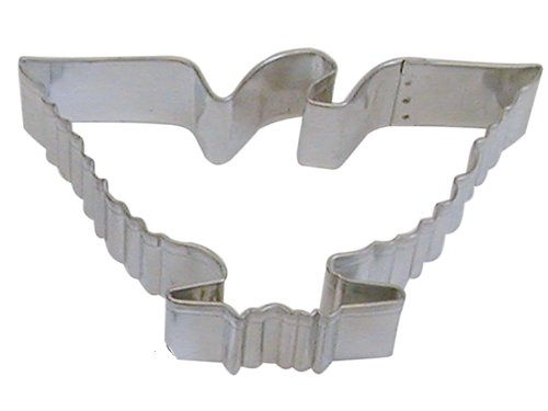 R&M American Eagle 4.5' Cookie Cutter in Durable, Economical, Tinplated Steel