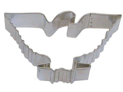 R&M Emporte-pièce en acier étamé durable et économique 4,5 cm
